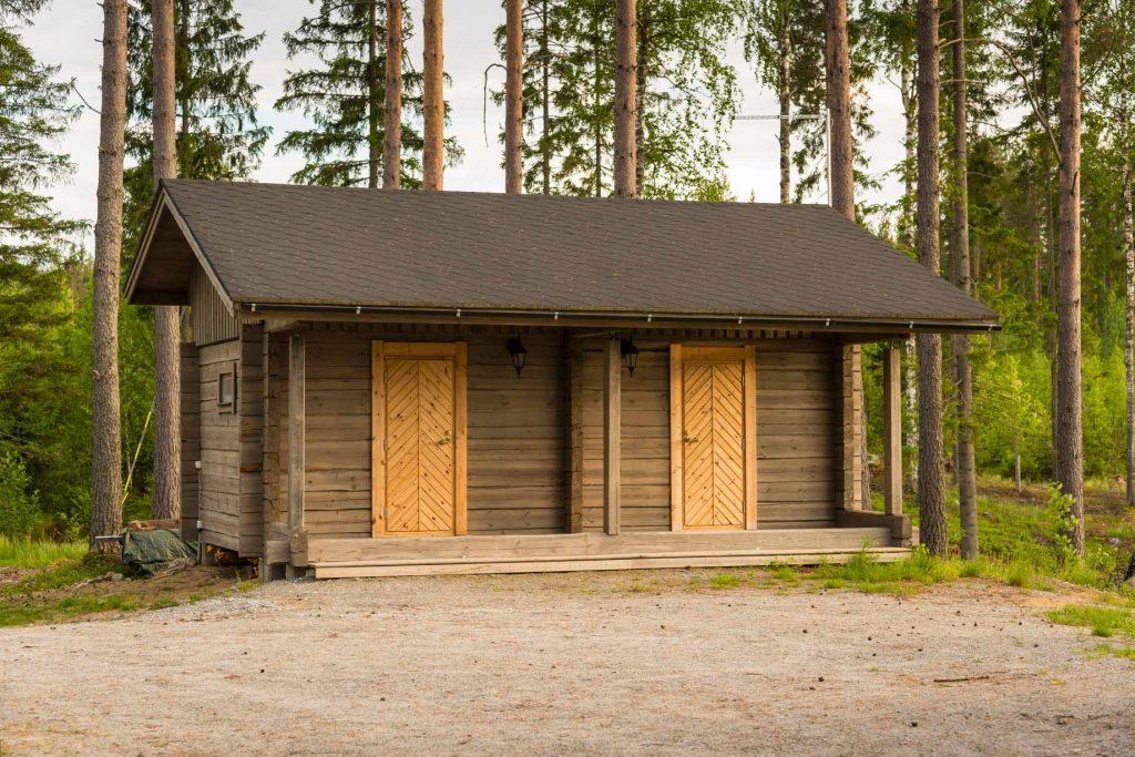 Vuokramökki Savonlinna